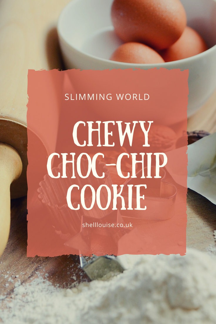 chewy choc-chip cookies