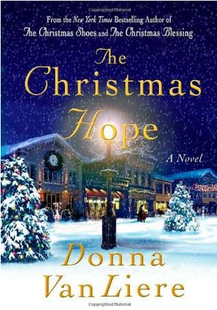 The Christmas Hope by Donna VanLiere Book Cover