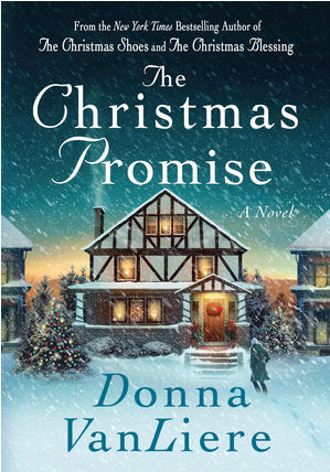 The Christmas Promise By Donna VanLiere book cover