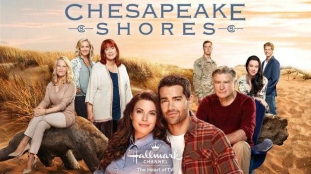 Chesapeake Shores on Netflix