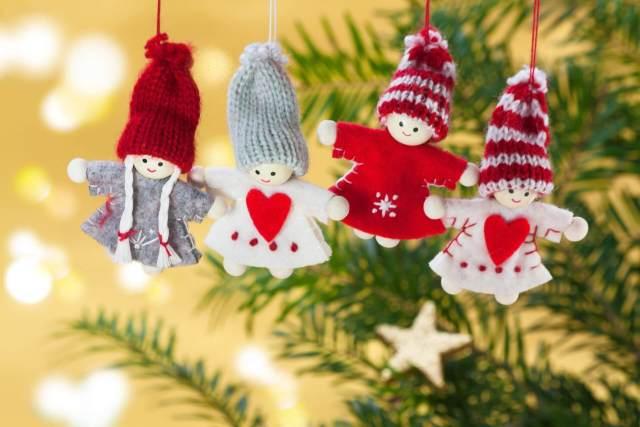 Christmas tree decorations - Christmas traditions