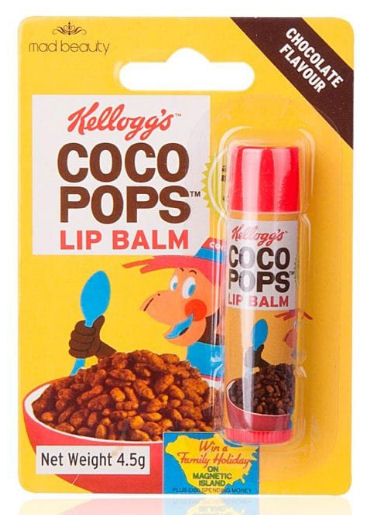 Coco Pops Lip Balm from Find Me A Gift