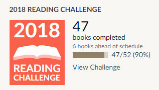 Goodreads-2018-reading-challenge-47-books-read
