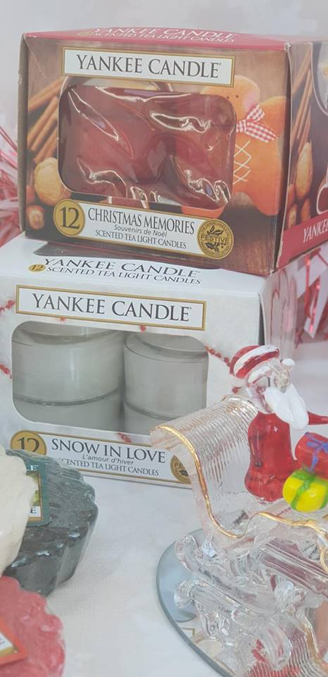 Yankee Christmas Candles