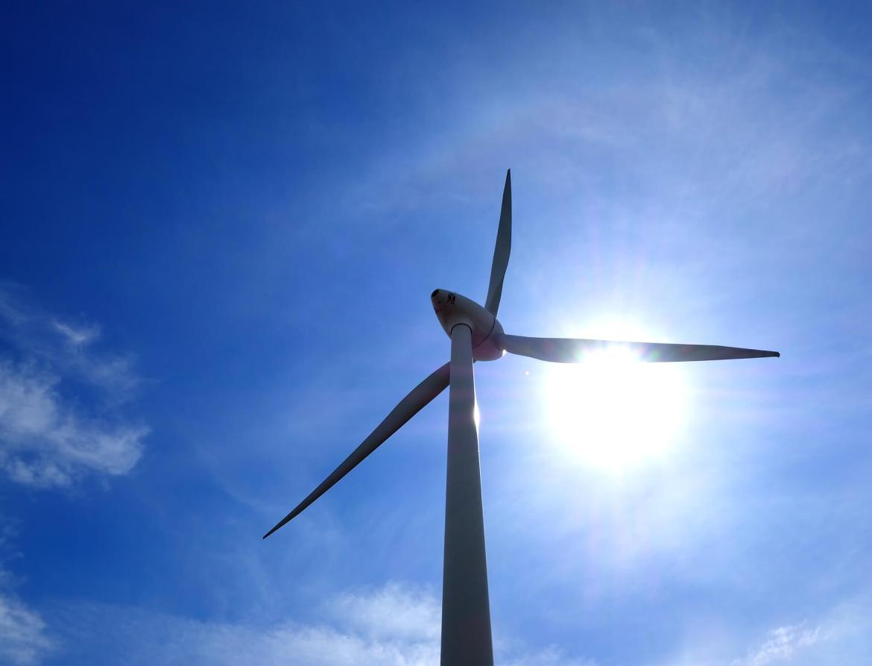 eco-friendly housing - wind power