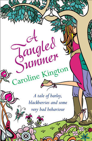 A Tangled Summer by Caroline Kington book cover