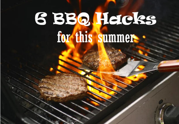 Barbecue hacks for summer