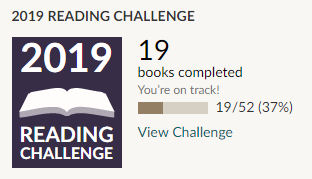 goodreads-2019-reading-challenge-19-books-read