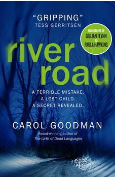 River Road by Carol Goodman book cover