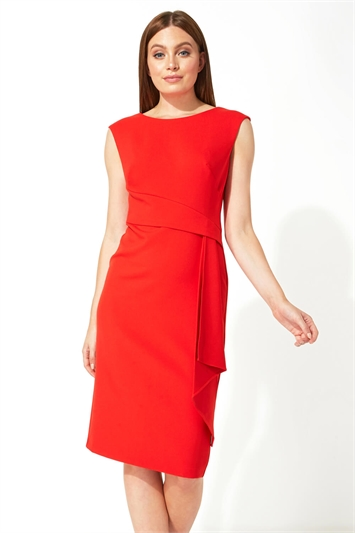 Red dress - formal wear for any occasion