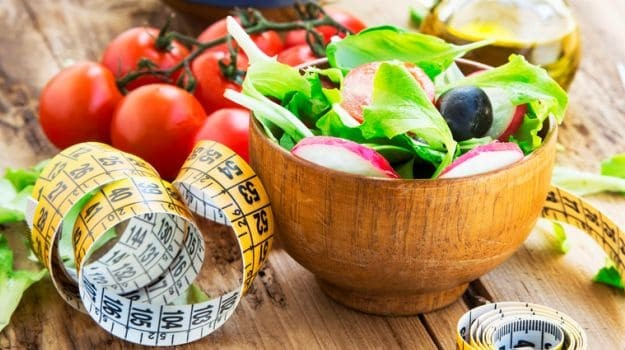diet recipes for losing extra pounds