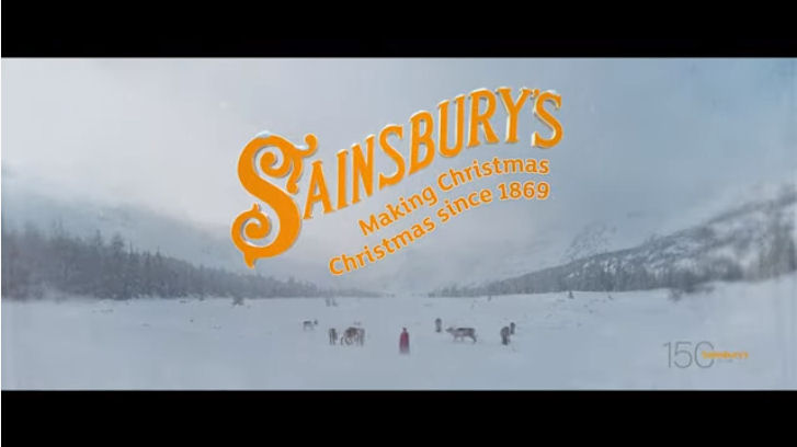Sainsbury's Christmas Advert 2019 - Sainsbury's, making Christmas Christmas since 1869