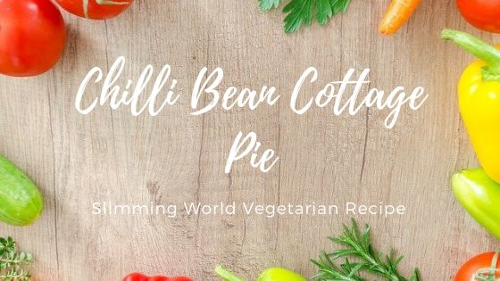 chilli bean cottage pie