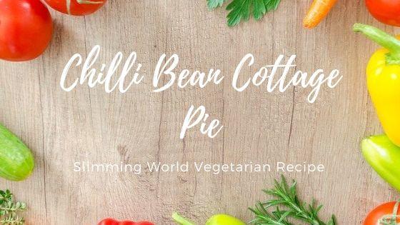 chilli bean cottage pie