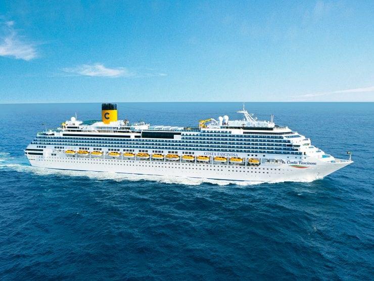 Costa Cruises - Costa Fascinosa