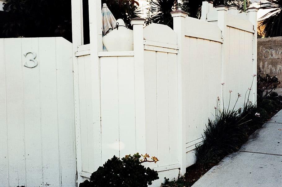white fence - Oklahoma City fence company