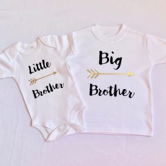big brother little brother matching sibling clothing
