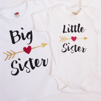 big sister little sister matching sibling clothing