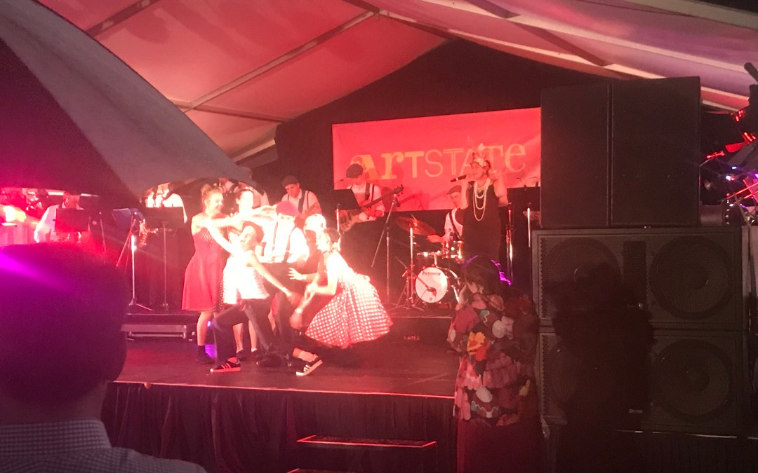 ArtState Lismore 2017 Opening Night with Lismore Youth Jazz Orchestra