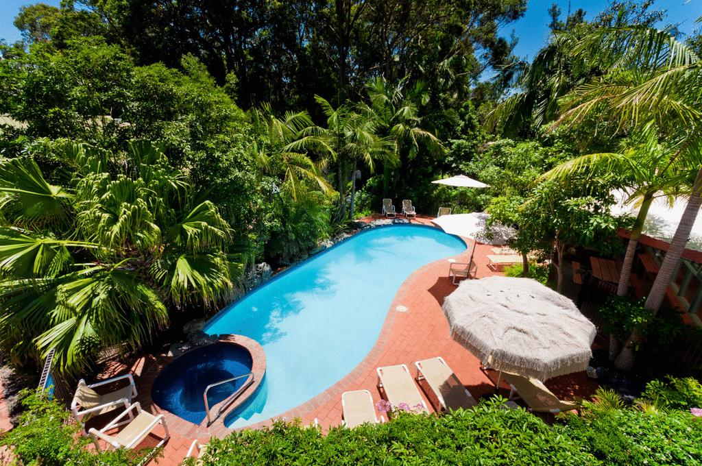 Just a five hundred metres walk from Shelly Beach Resort through lush tropical rain forest are breathtaking coastal walks, and the famous Shelly Beach.