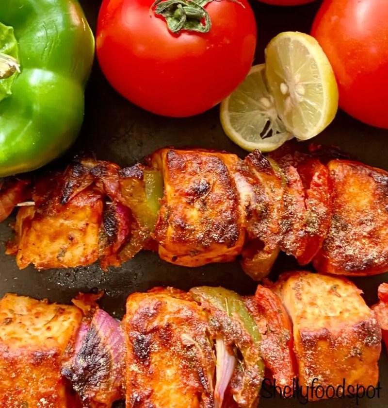 Paneer Tikka Recipe In Otg|paneer tikka recipe restaurant style 3