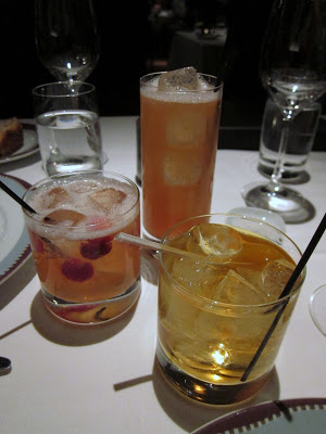 Hop to it, Pineapple painkiller & Imperativo, all great cocktails