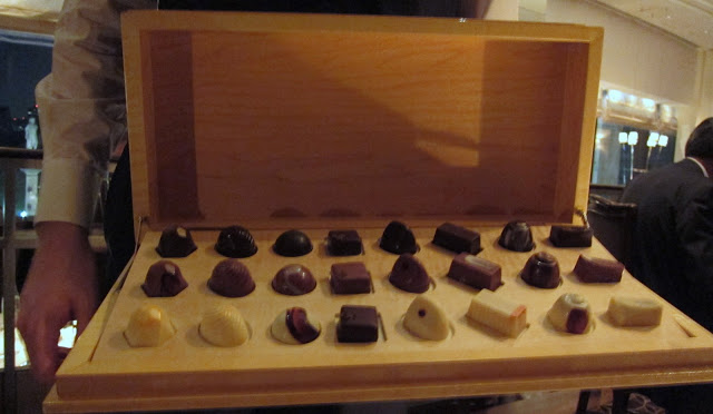 """Mignardises"" -Chocolates, Chocolates and more Chocolates!"