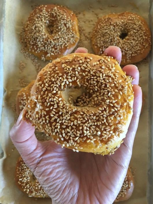 Gluten & Grain-Free Bagels