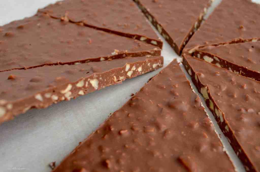 Homemade Chocolate Hazelnut Kisses