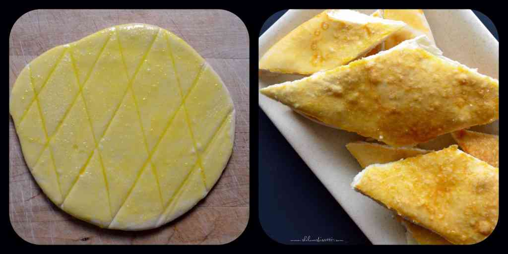 Italian Sweet Ricotta Easter Pie