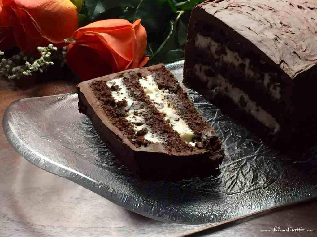 Chic Choc Chocolate Cream Cake