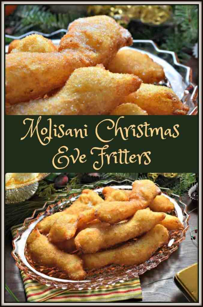Traditional Molisani Christmas Eve Fritters