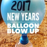 New Years Science for Kids: Balloon Blow Up
