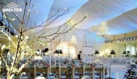 Luxury Decorated Tent for Wedding | Wedding Marquees ...