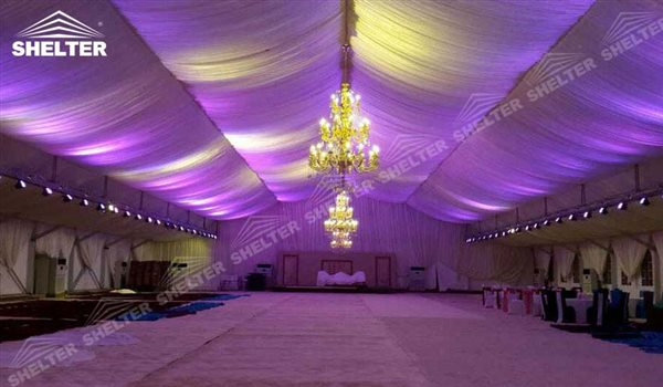 Luxury Decorated Tent for Wedding