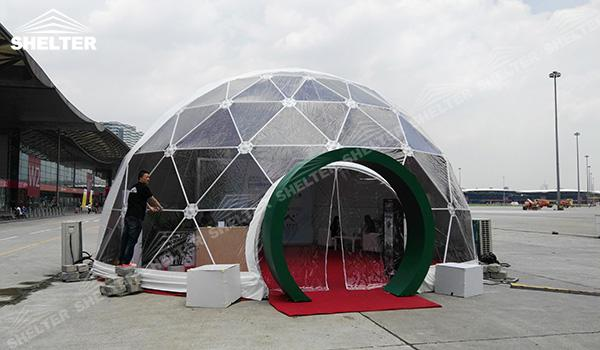 Geodesic Dome Tents In South Africa Shelter Structures
