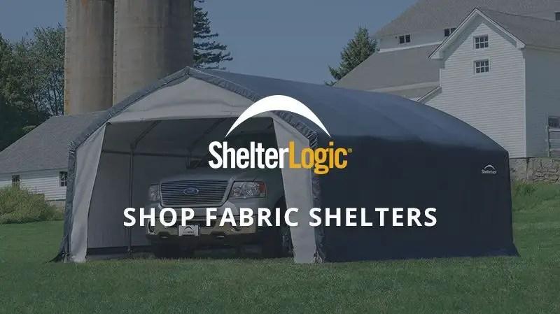 ShelterLogic Corp  Shade Shelter and Storage