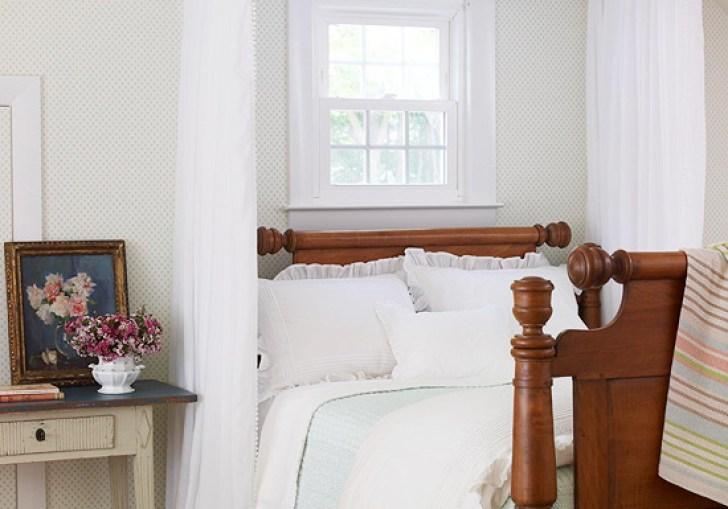 Diy Bed Canopy Headboard