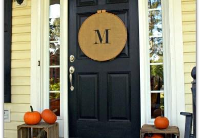Diy Summer Wreaths For Front Door