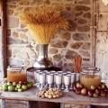 Fall wedding inspirations shelterness