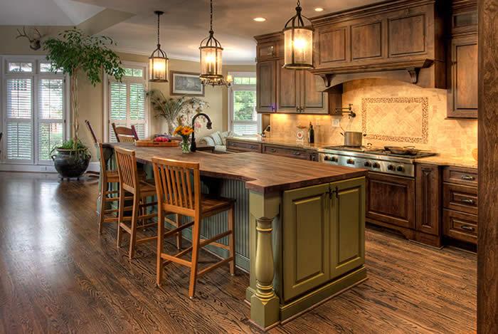 Country Home Interior Design Original Home Designs
