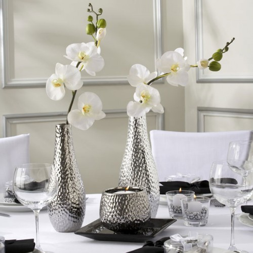 using orchids for interior decorating