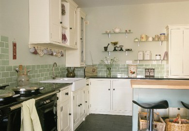 Retro Kitchen Decorations