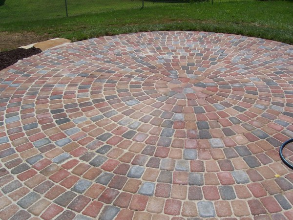 pavers & flagstone - landscaping