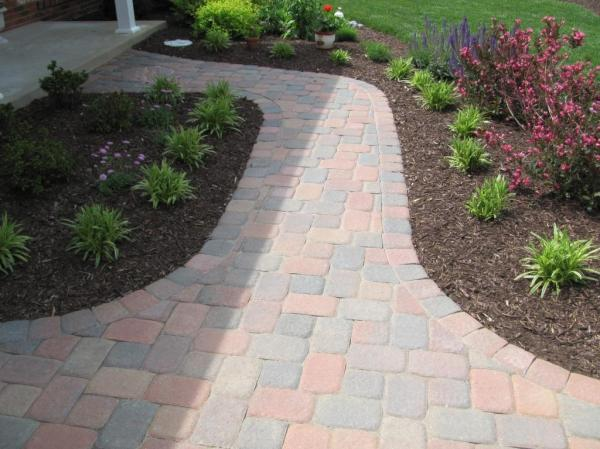 pavers & flagstone landscaping