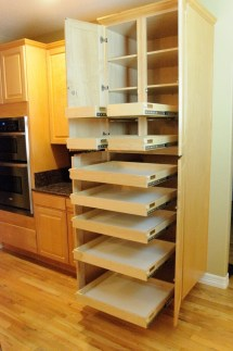 Roll Out Kitchen Drawers