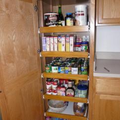 Kitchen Pantry Organizer Craftsman Style Cabinets Cabinet Pull Out Shelf Storage Sliding Shelves