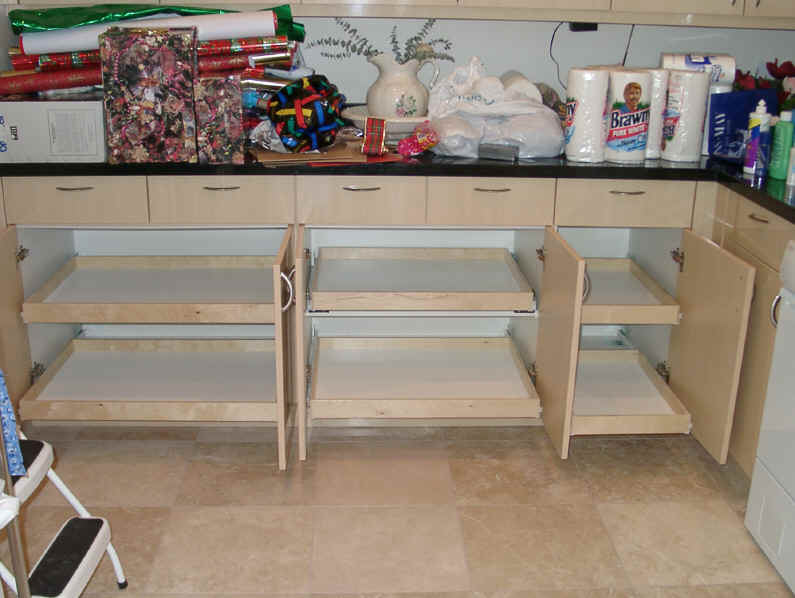 shelves for kitchen cabinets remodels cabinet organization slide outs roll click to enlarge and view yet another example of sliding from that