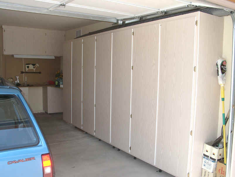 Build diy do it yourself garage storage cabinets plans pdf for Do it yourself garage plans