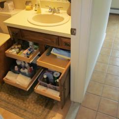 Kitchen Sliding Shelves Toy Sets Bathroom Cabinet Pull Out Drawer Organizers By